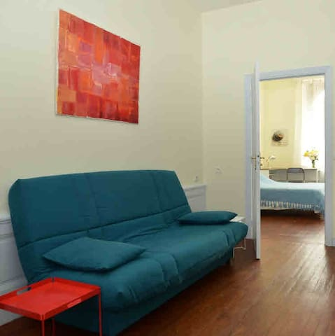 Appartement N°7 - 1 chambre