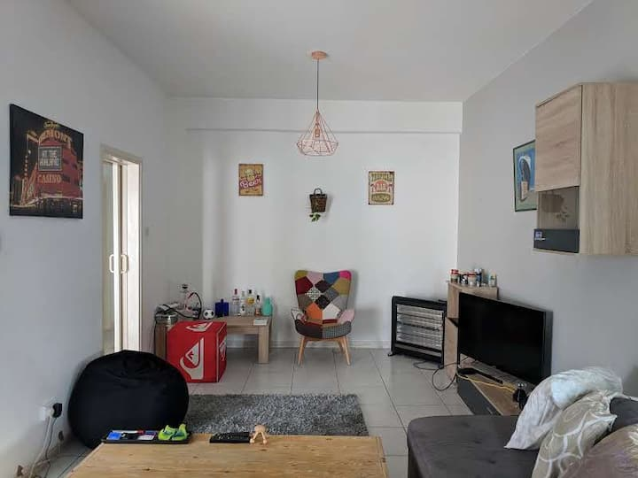 Private room in cozy house close to city center!!