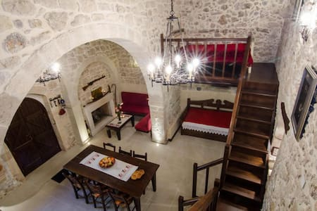 Traditional house-Roustika Crete - Roustika