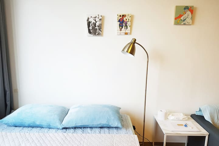 [A7] Clean and Cozy Apartment at Great Location
