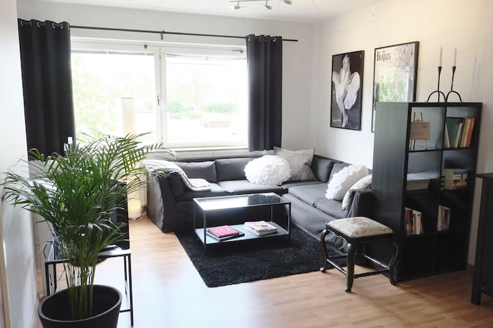 Fresh Studio Apartment in Lund - Lund - Apartment