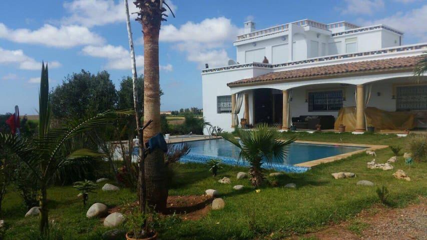 Villa salma