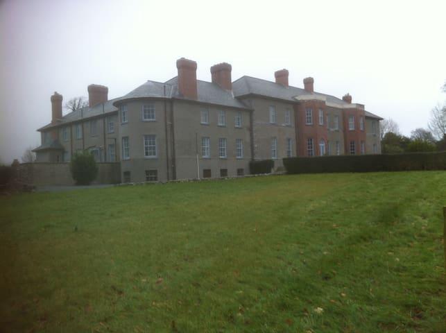 Galway's CastleHacket Luxury Dormitory.