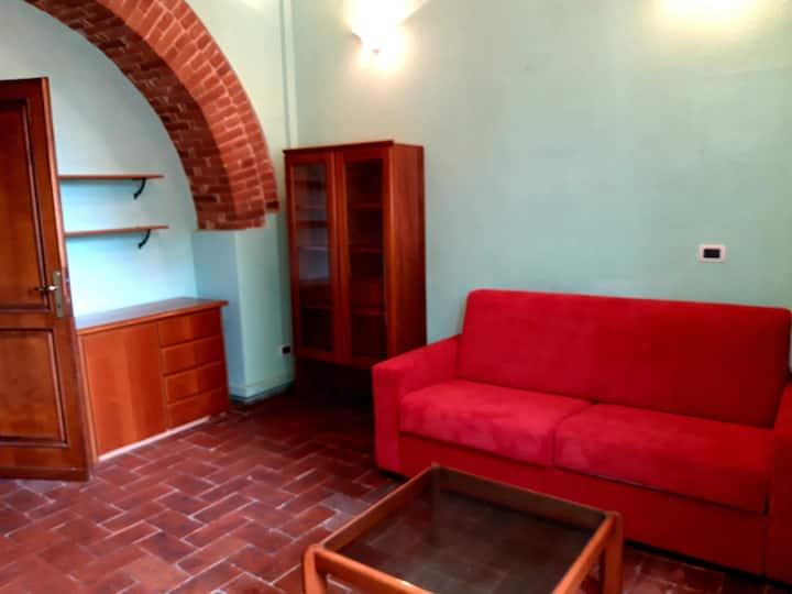 Grazioso/confortevole appartamento P.T. di 60 mq.