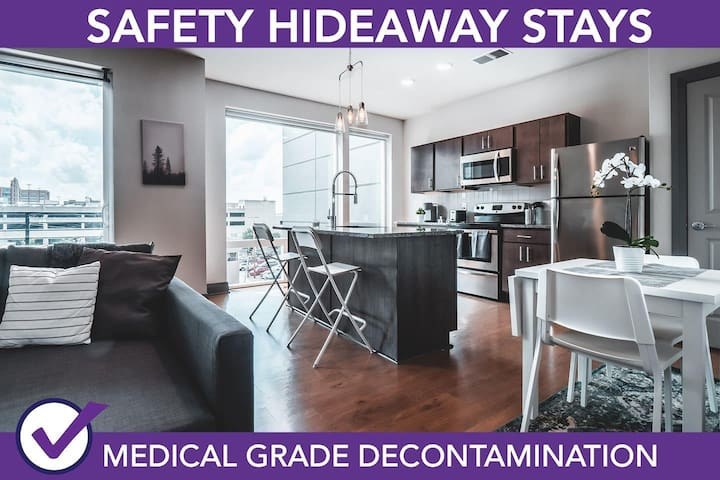 Safety Hideaway - Medical Grade Clean Home 32