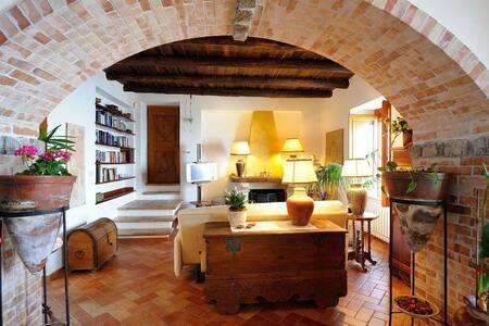 Panoramic  house with charme - Conca dei Marini