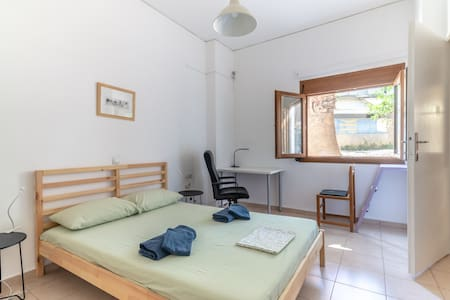[Anto] Modern, practical and cozy flat - Heraklion