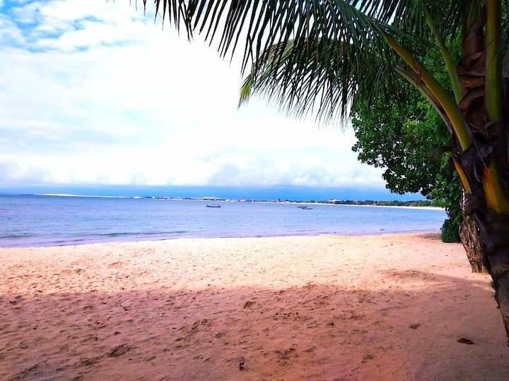 Rumah Bahay Bali Jimbaran Beach 2 min. GWK 5 min.