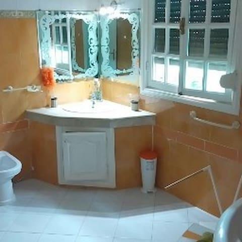 Villa en location pour vacances mohammedia