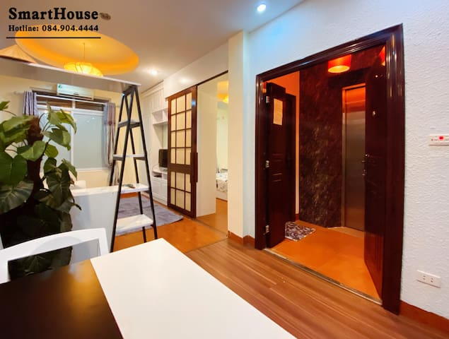 SMARTHOUSE*2 bed Apt*Free clearning*