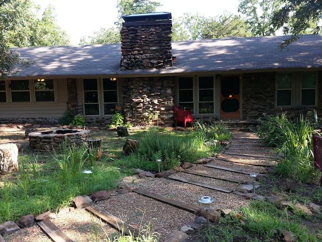 Rock House Cabin