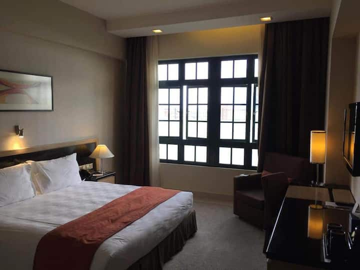 Genting Highlands Hotel Deluxe King/Twin Room