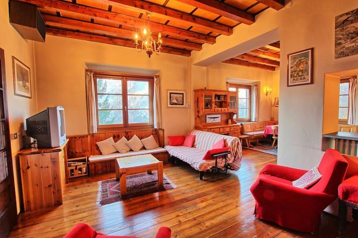 Villa Bormio for Ski