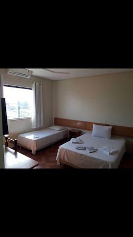 Hotel Litoral Aracaju Conforto e Qualidade.