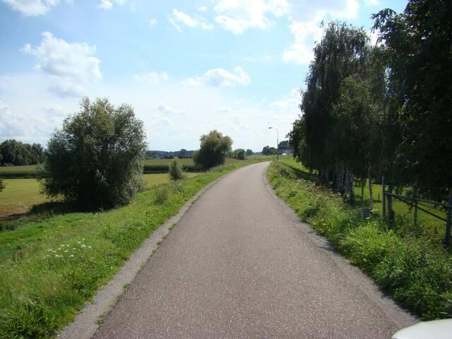 Prachtige wandel- en fietsroutes