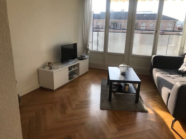 Petit studio plain palais