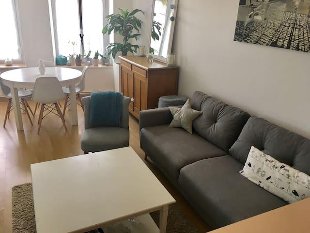 Appartement F2 à Charleville - Charleville-Mézières - Byt