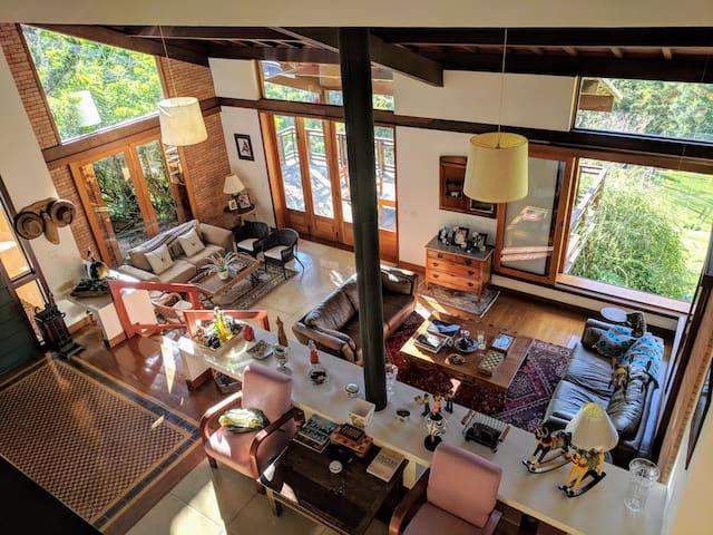 Rancho Ipê Branco - Casa de campo no Cuiabá