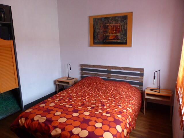 Chambre dans maison individuelle - Rezé - House