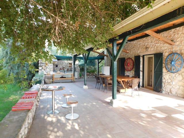 ARTHANA MAIN HOUSE - Parga - Dům
