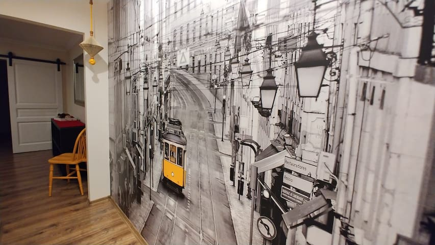 Elen White Apartment - 'It feels like Home'