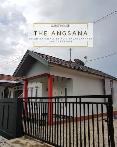 The angsana guesthouse palangkaraya