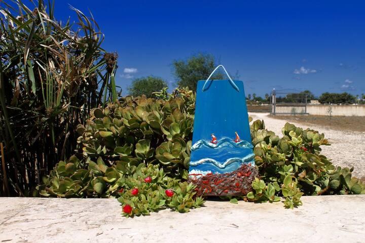 Villetta delle Nereidi: sea, surf, nature & relax