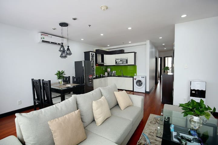2 bedrooms, Kim Ma, Lotte,Daewoo, Nguyen Chi Thanh