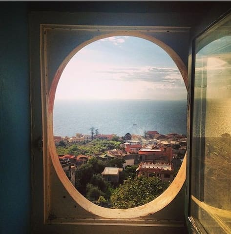 Gorgeous Villa with Capri Views - Massa Lubrense - Villa