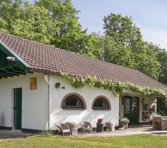 Vakantiehuis Hoef & Hei bij paardenwei