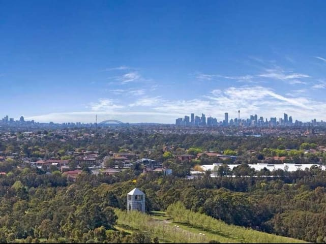 Sydney Olympic Park 2BR City View High Level Apt