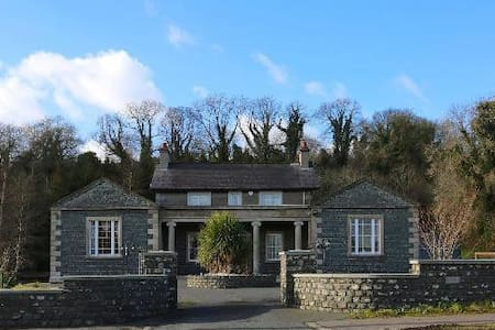 Self-Catering Double | Historic Inch School B&B - County Down - Bed & Breakfast