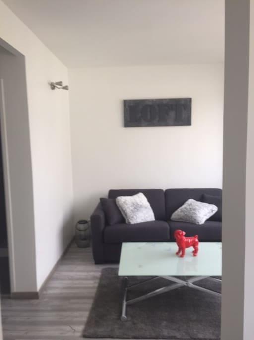 beau studio quip proche paris appartements louer issy les moulineaux le de france. Black Bedroom Furniture Sets. Home Design Ideas