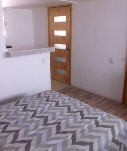 Studio apartment - Ciudad López Mateos