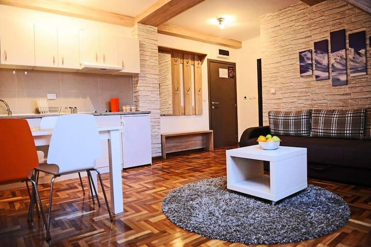 Apartment 9/71 in Kraljevi Cardaci Spa complex