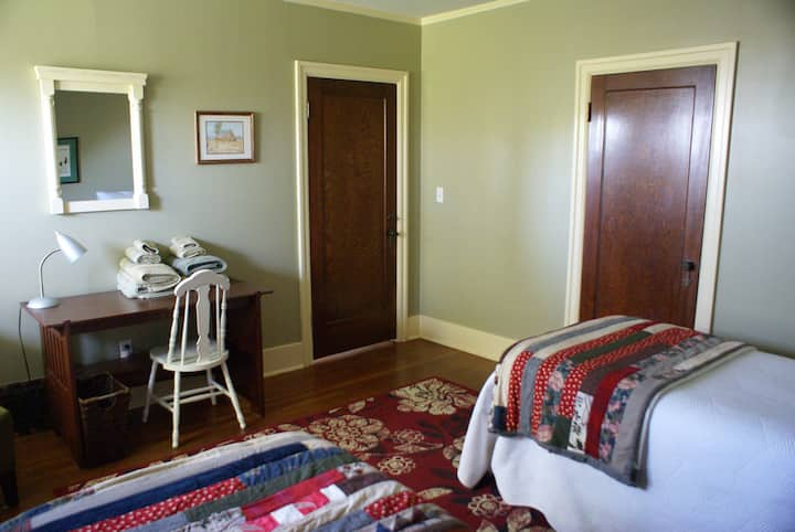 The Loggie Room at Miramichi House