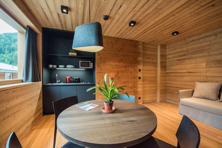 Stunning Apartment - mountain view - modern alpine