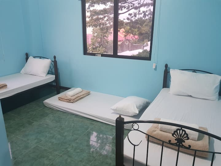 SNS5 Private Room with Bathroom in Dumaguete City