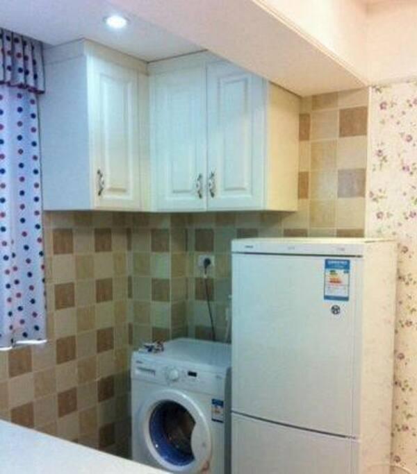 洗衣机和冰箱