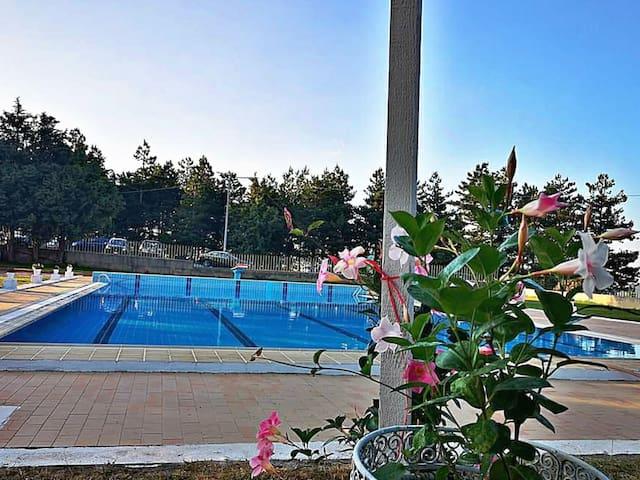 La casa del relax nel Parco dei Nebrodi
