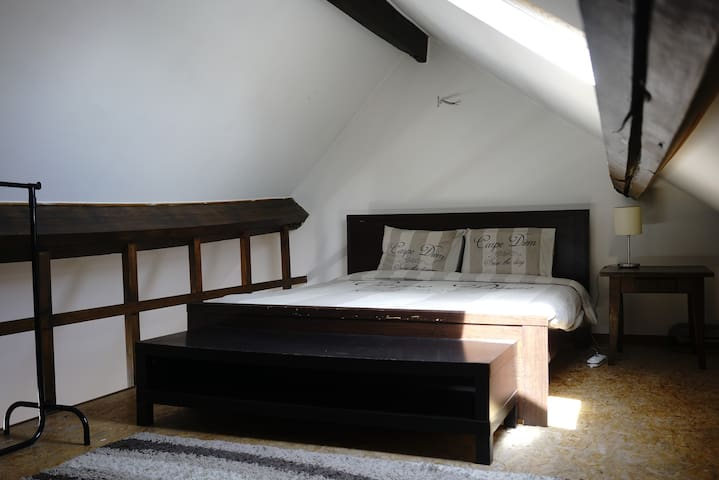 Cosy studio at 5 minutes from brussels