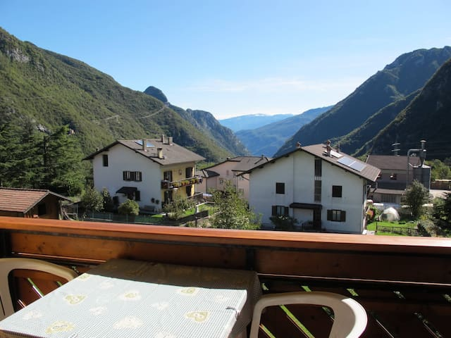 Apartment Casa Canali for 8 persons