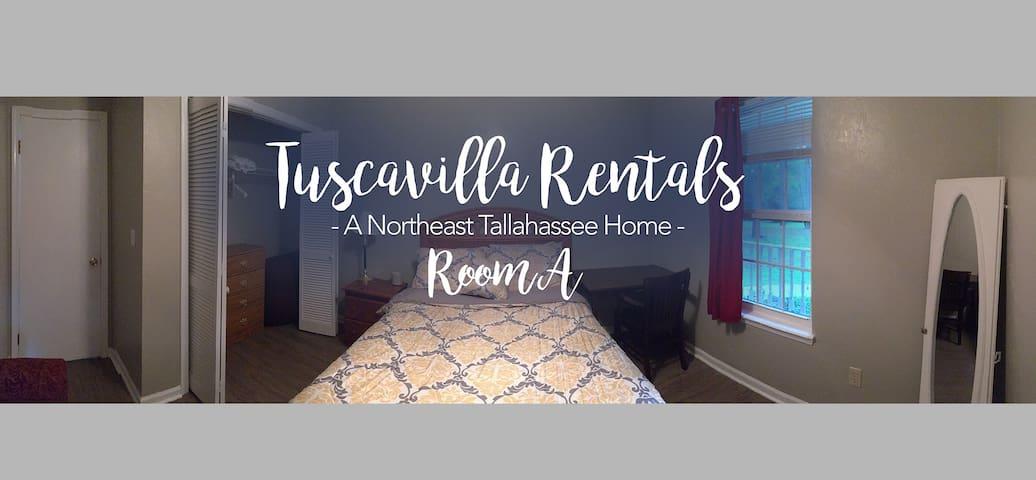 Tuscavilla Rentals - Unit A
