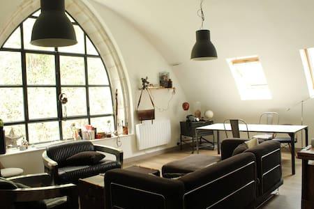 Appartement de Charme dans ancien COUVENT - Canteleu - アパート