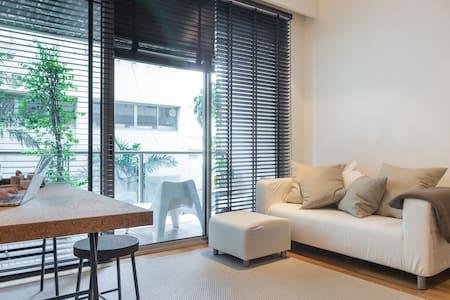 Bedroom in a calming neighbourhood - Μπανγκόκ