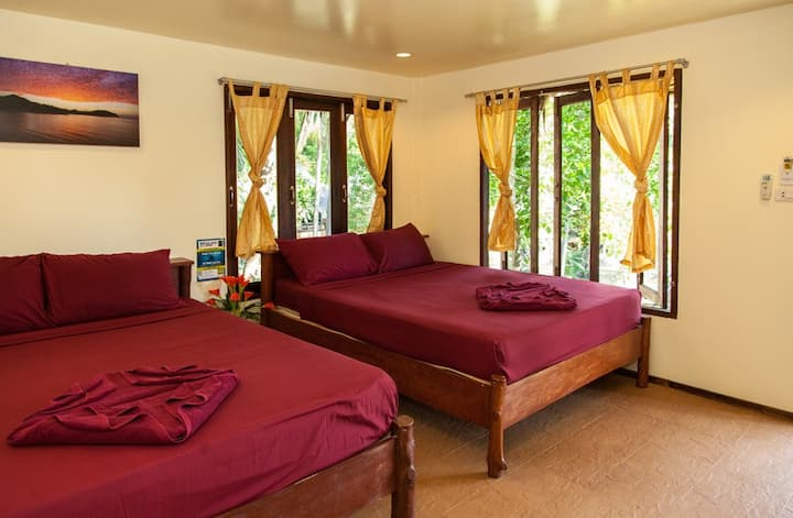 Alluring Bungalow for 4 on Phangan!