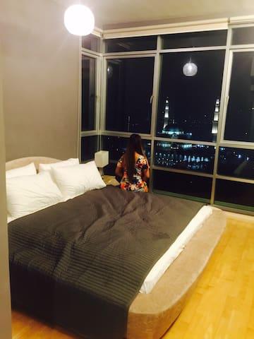 Classy Living @ Publika! 10 Mins to KL/Speedy WIFI - Kuala Lumpur - Appartement