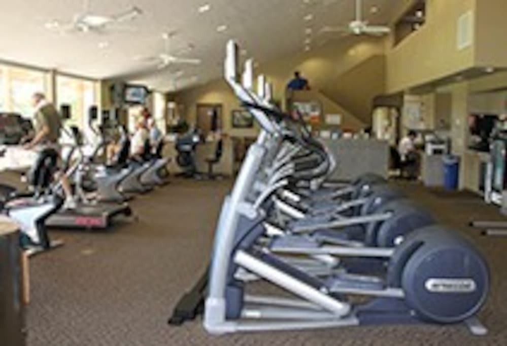 State-the-Art Fitness Center