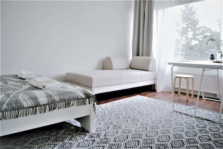 Quality accommodation in Helsinki