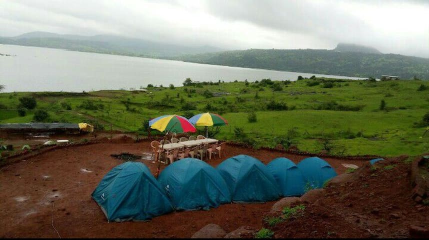 Pavana Lake Tourist Camping